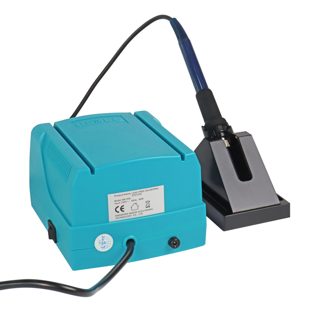 Bakon 90w hot air high frequency mobile soldering station