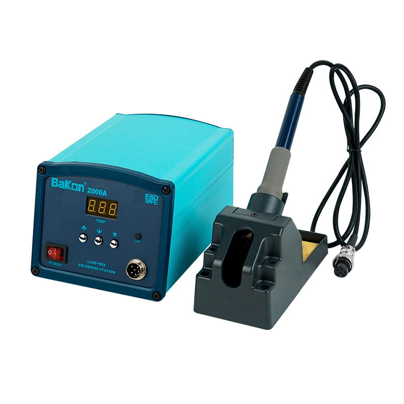 Bakon intelligent high-power leadfree high frequency eddy soldering station