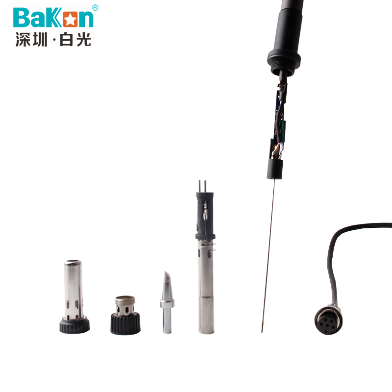 Bakon LF301 soldering station iron for mobile phone electric soldering handle industrial use and home use
