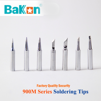 Customized Supported 900M Welding Tips, soldering iron tips