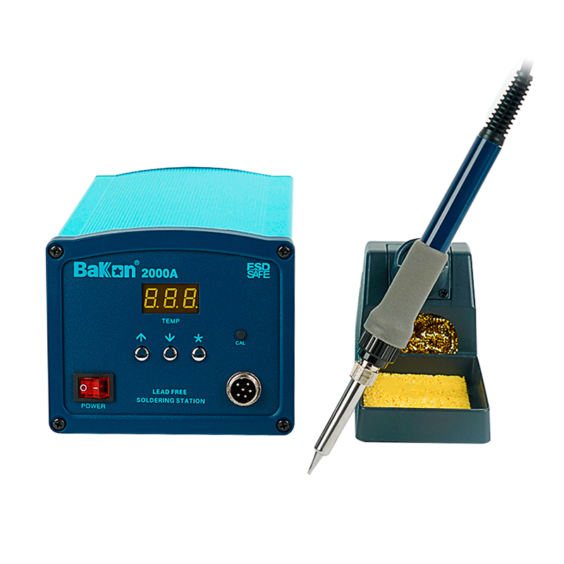 Bakon BK2000A shenzhen green soldering station for circuit board