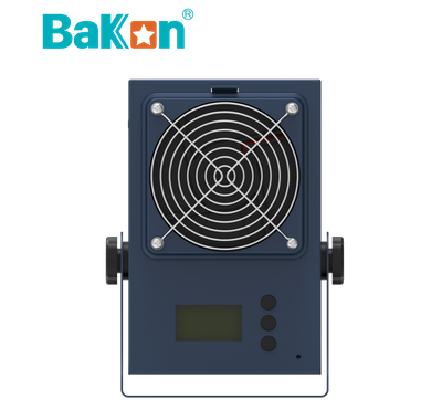 BAKON ESD-IOT6001 Smart DC ion fan effectively eliminates waiting for you